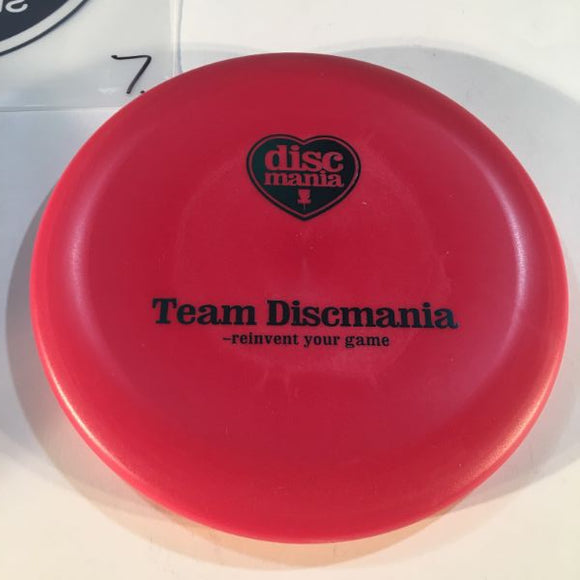 P2 Stiff P-Line (Team Stamp Heart)