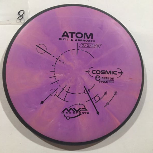 Atom Cosmic Electron Firm