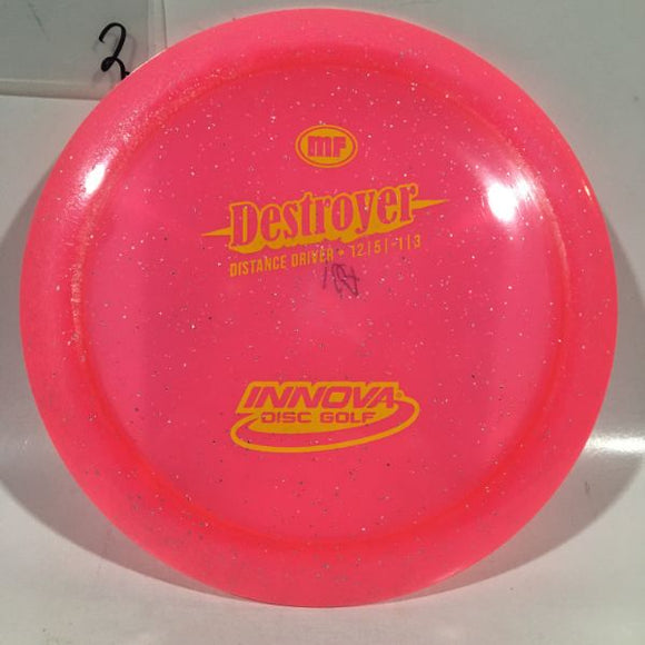 Destroyer Metal Flake Champion