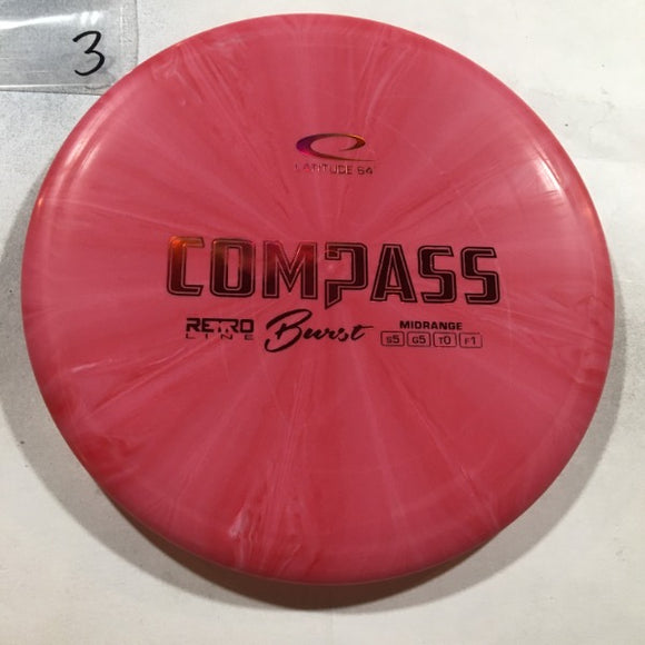 Compass Retro Burst
