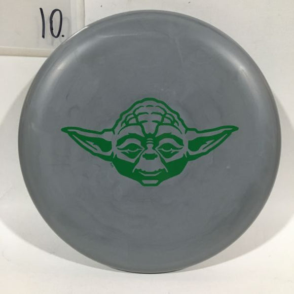 Star Wars Yoda Head D-Line