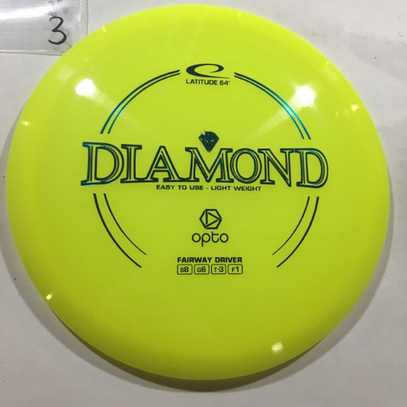 Diamond Opto