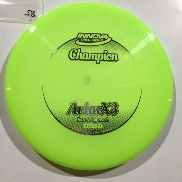 Aviarx3 Champion