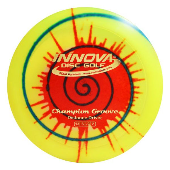 [Product_vendor], [Product_type], Groove I-Dye Champion - Disc Golf Shopping