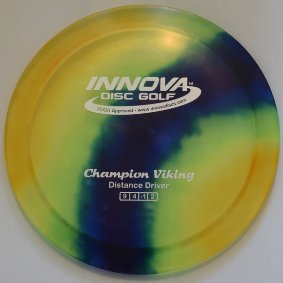 [Product_vendor], [Product_type], Viking I-Dye Champion - Disc Golf Shopping
