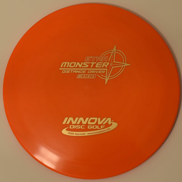 [Product_vendor], [Product_type], Monster Star - Disc Golf Shopping