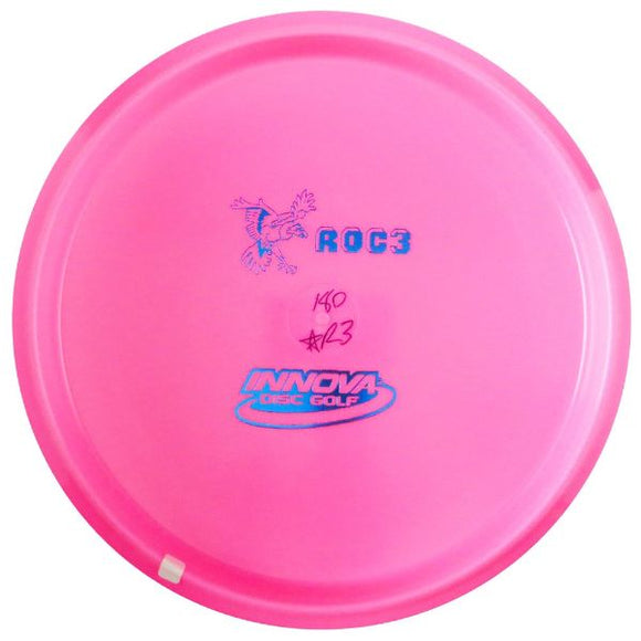 Roc3 Star Bottom Stamp