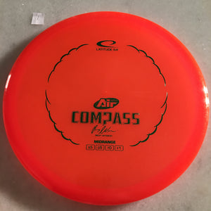 Latitude 64 Opto Air Compass Orange
