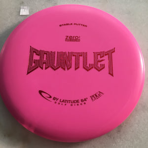 Latitude 64 Zero Medium Gauntlet Pink
