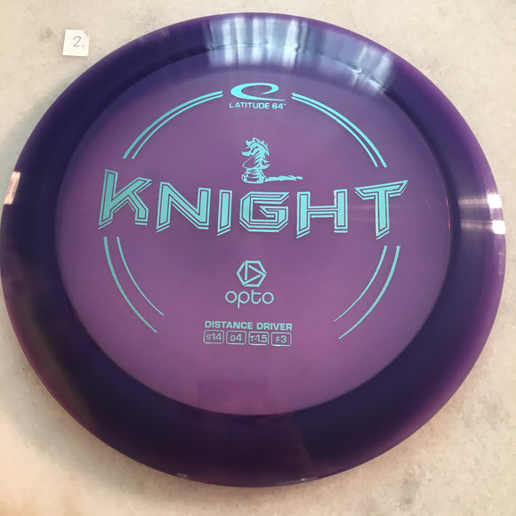 Latitude 64 Opto Knight Purple