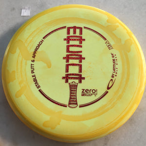 Latitude 64 Zero Soft Macana Yellow