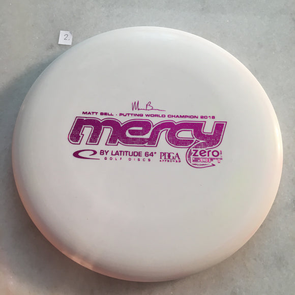 Latitude 64 Zero Soft Mercy White