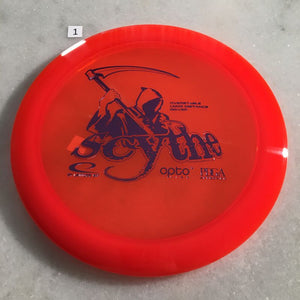 Latitude 64 Opto Scythe #1 Orange