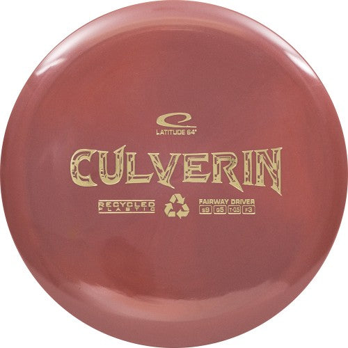Latitude 64 Recycled Culverin