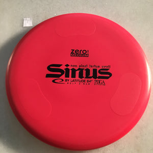 Latitude 64 Zero Medium Sinus Red