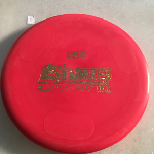 Latitude 64 Zero Soft Sinus Red