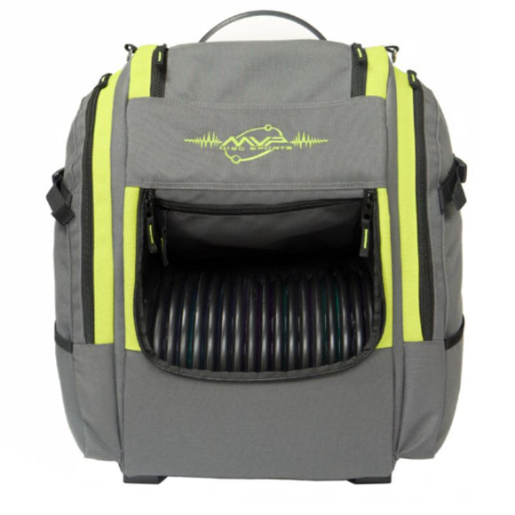 MVP Voyager Pro Gray-Lime Front