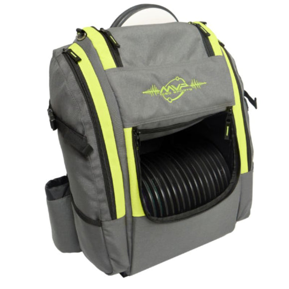 MVP Voyager Pro Gray-Lime Side