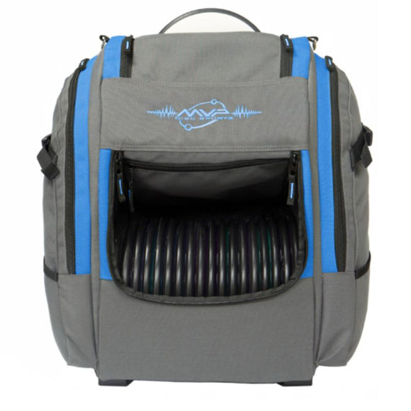 MVP Voyager Pro Gray-Royal Front