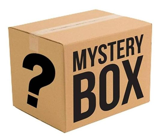 Disc Golf Mystery Boxes