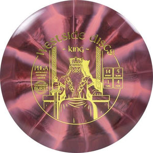 Westside Discs Tournament Burst King