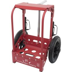 Zuca Disc Golf Backpack Cart Red