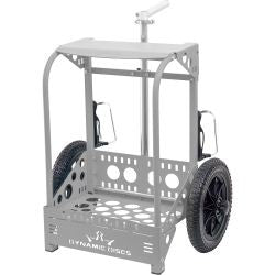 Zuca LG Disc Golf Cart Gray