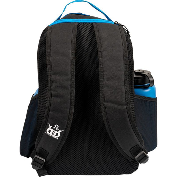 Dynamic Discs Cadet Backpack Starter Set Blue Back