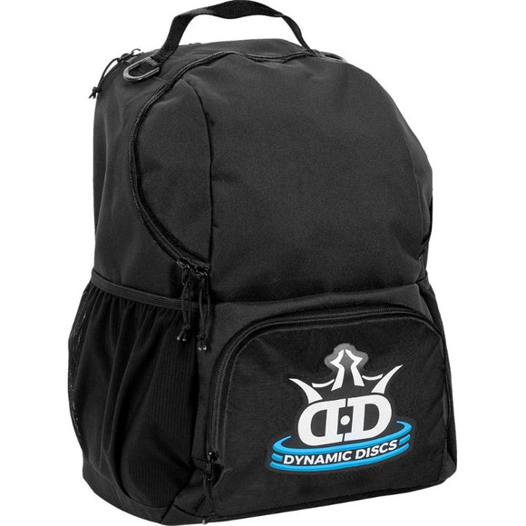 Dynamic Discs Cadet Backpack Starter Set Black Side
