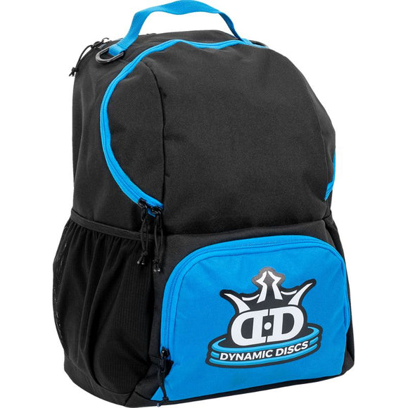 Dynamic Discs Cadet Backpack Starter Set Blue Side