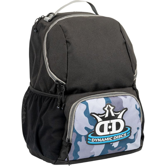 Dynamic Discs Cadet Backpack Starter Set Camo Side