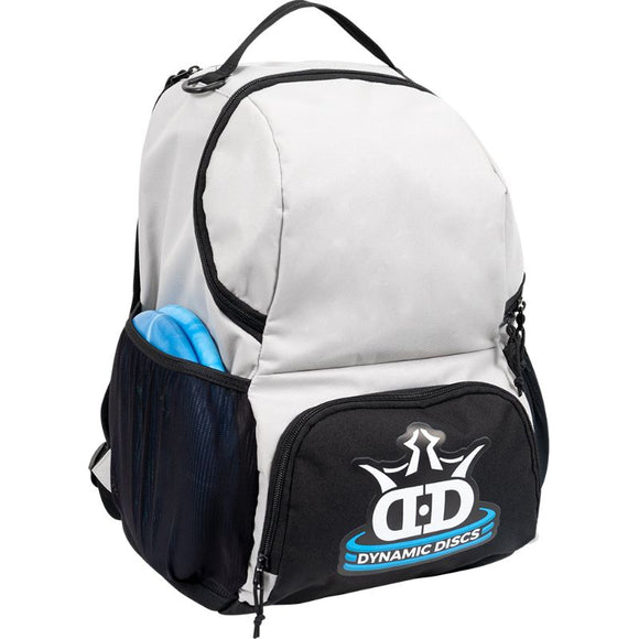 Dynamic Discs Cadet Backpack Starter Set Gray Side
