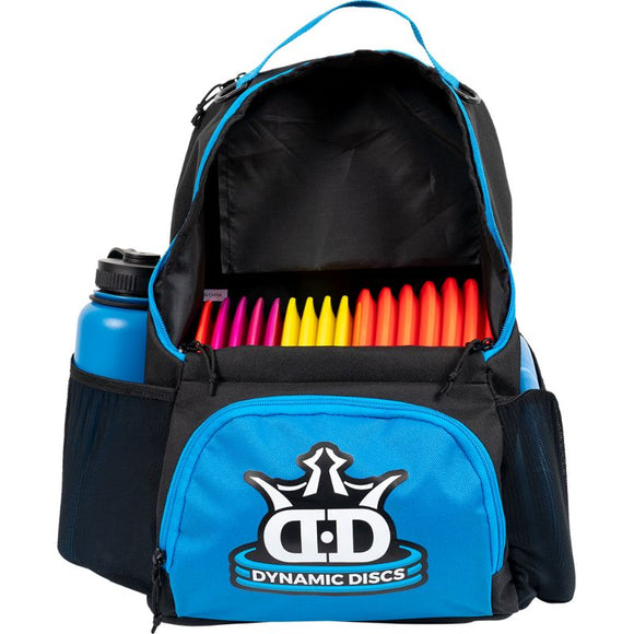 Dynamic Discs Cadet Backpack Starter Set Blue