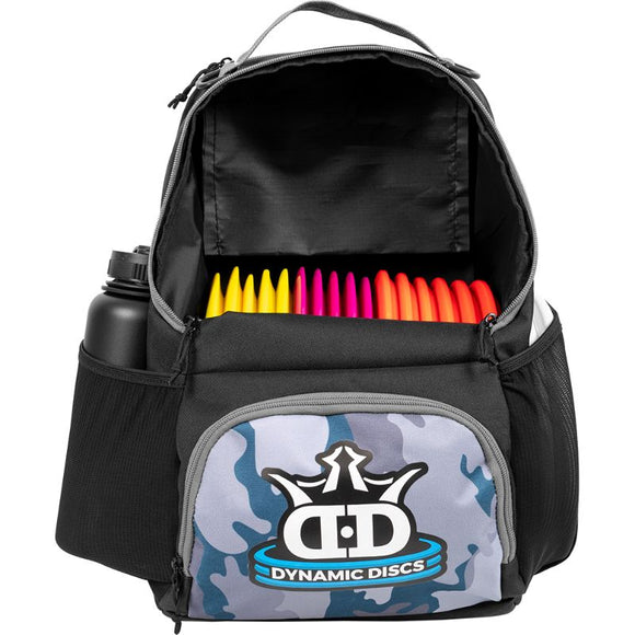 Dynamic Discs Cadet Backpack Starter Set Camo