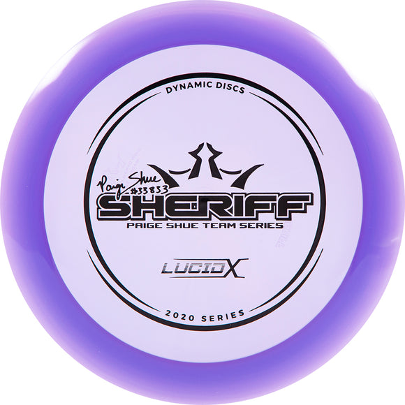 dynamic-discs-lucid-x-sheriff-paige-shue-2020-team-series