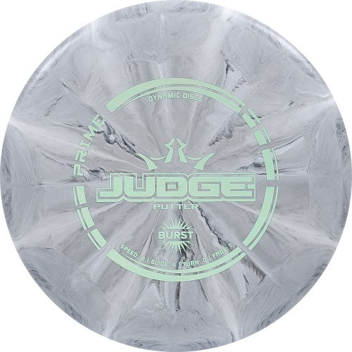 Dynamic Discs Prime Burst Judge