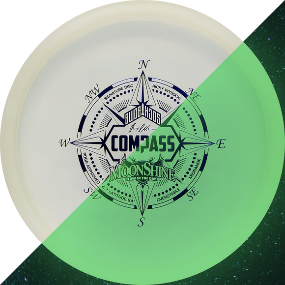 Latitude 64 Moonshine Compass Glow