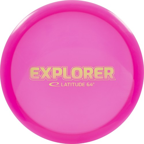 Latitude 64 Opto Explorer (Bar Stamp)