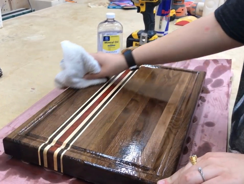 Can I Apply Lacquer Or Polyurethane Over An Oil Finish King S Fine Woodworking Inc