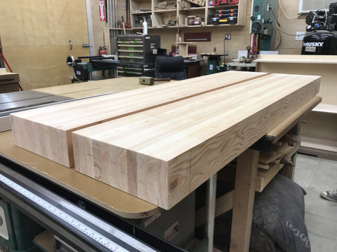 How to make a Split-Top Roubo Woodworking Bench for under $200 part II