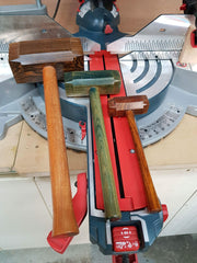 Thor's Hammer Woodworking Mallets exotic lumber collection