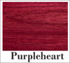 purpleheart wood bright purple south american lumber