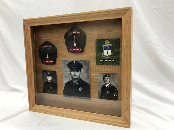 Picture Frame Shadow Box Plans