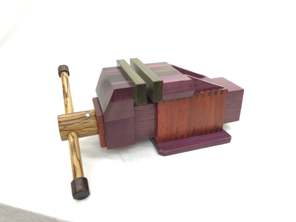 Extreme Bench Vise Plans King S Fine Woodworking Inc