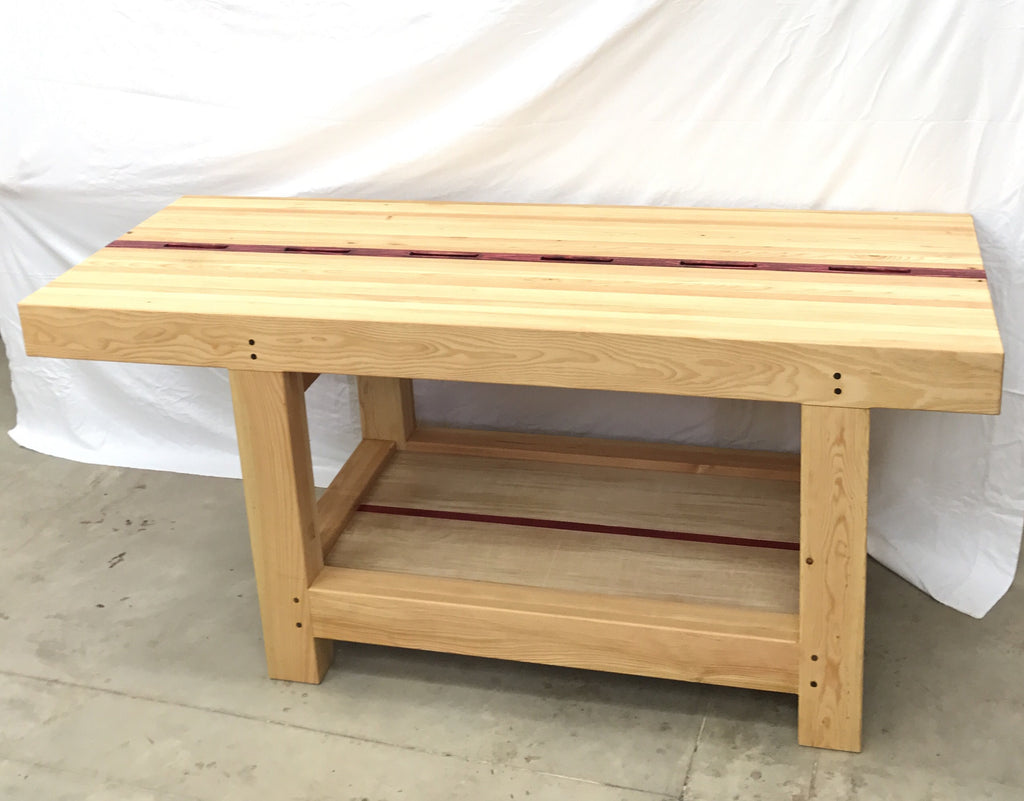 Split top roubo woodworking bench king 39 s fine for Plans for sale
