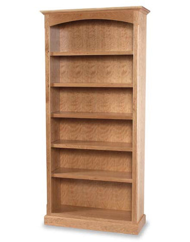 Custom Cherry Bookcase