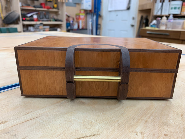Small Keepsake Box made by Andy Klein