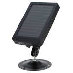Hunting Camera Solar Panel Power Bank Portable Charger Battery Pack
