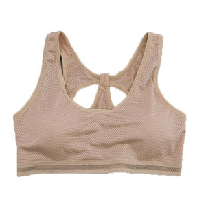 Women Professional Fitness Yoga Tank TTop Athletic Running Sports Bra Stretch Padded Sportswear