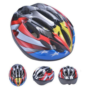 1pc 10 Vent Protective Composite Sports Helmet For Child With Chin Strap